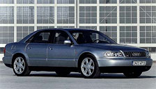 Audi S8 1996 to 1999 Alloy Wheels and Tyre Packages.