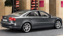 Audi S8 2006 to 2010 Alloy Wheels and Tyre Packages.