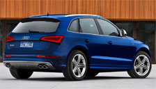 Audi SQ5 2013 to 2019 Alloy Wheels and Tyre Packages.