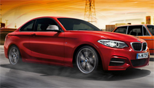 BMW 2 Series 2013 to 2018 (F22) Alloy Wheels and Tyre Packages.