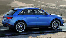 Audi RS Q3 2013 to 2018 Alloy Wheels and Tyre Packages.