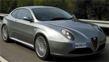 Alfa Romeo GT 2003 to 2010 (Type 937) Alloy Wheels and Tyre Packages.