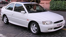 Ford Escort Alloy Wheels and Tyre Packages.