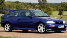 Ford Escort Cosworth Alloy Wheels and Tyre Packages.