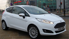 Ford Fiesta Alloy Wheels and Tyre Packages.