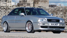 Audi 90 1986 to 1996 Alloy Wheels and Tyre Packages.