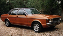Ford Granada Alloy Wheels and Tyre Packages.