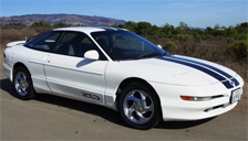 Ford Probe Alloy Wheels and Tyre Packages.