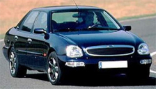 Ford Scorpio Alloy Wheels and Tyre Packages.