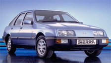 Ford Sierra Alloy Wheels and Tyre Packages.