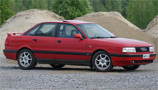 Audi 90 1984 to 1992 (4 Studs) Alloy Wheels and Tyre Packages.