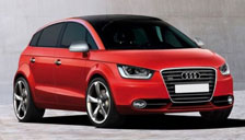 Audi A2 1999 to 2005 (Typ 8Z) Alloy Wheels and Tyre Packages.
