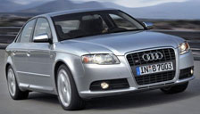 Audi A4 2005 to 2008 (B7) Alloy Wheels and Tyre Packages.