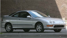 Acura Integra 1986 to 2001 Alloy Wheels and Tyre Packages.