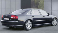 Audi A8 1994 to 2002 (D2) Alloy Wheels and Tyre Packages.