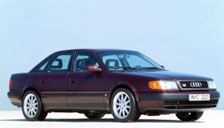 Audi S4 1991 to 1994 (C4) Alloy Wheels and Tyre Packages.