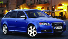 Audi S4 2003 to 2005 (B6) Alloy Wheels and Tyre Packages.