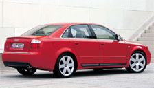 Audi S4 1997 to 2002 (B5) Alloy Wheels and Tyre Packages.