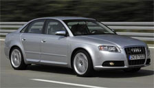 Audi S4 2005 to 2008 (B7) Alloy Wheels and Tyre Packages.