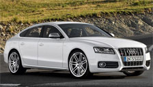 Audi S5 2010 to 2016 Sportback Alloy Wheels and Tyre Packages.