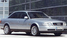 Audi S6 1994 to 1997 (C4) Alloy Wheels and Tyre Packages.