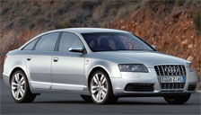 Audi S6 2006 to 2011 (C6) Alloy Wheels and Tyre Packages.