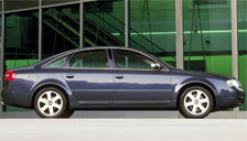 Audi S6 1999 to 2003 (C5) Alloy Wheels and Tyre Packages.