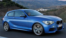 BMW 1 Series 2011 to 2018 (F20) (F21) Alloy Wheels and Tyre Packages.