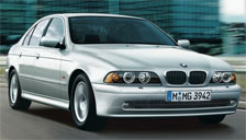 BMW 5 Series 1995 to 2003 (E39) Alloy Wheels and Tyre Packages.