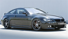 BMW 6 Series 2003 to 2011 (E63) (E64) Alloy Wheels and Tyre Packages.
