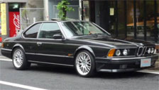 BMW 6 Series 1976 to 1990 (E24) Alloy Wheels and Tyre Packages.