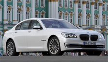BMW 7 Series 2009 to 2015 (F01) (F02) Alloy Wheels and Tyre Packages.