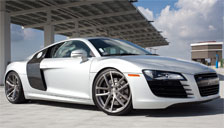Audi R8 2006 to 2015 (Gen1) Alloy Wheels and Tyre Packages.