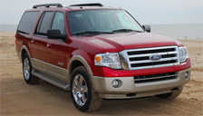 Ford Expedition Alloy Wheels and Tyre Packages.