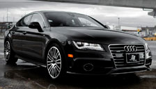 Audi A7 2010 to 2017 (Mk1) Alloy Wheels and Tyre Packages.