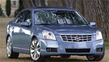 Cadillac BLS 2005 to 2010 Alloy Wheels and Tyre Packages.