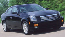 Cadillac CTS 2003 to 2007 (1st Generation) Alloy Wheels and Tyre Packages.