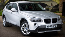 BMW X1 2009 to 2015 (E84) Alloy Wheels and Tyre Packages.