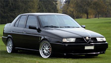 Alfa Romeo 155 1992 to 1998 (Type 167) Alloy Wheels and Tyre Packages.