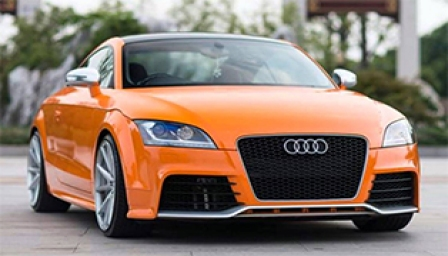 Audi TT RS 2009 to 2014 (8J3) Alloy Wheels and Tyre Packages.