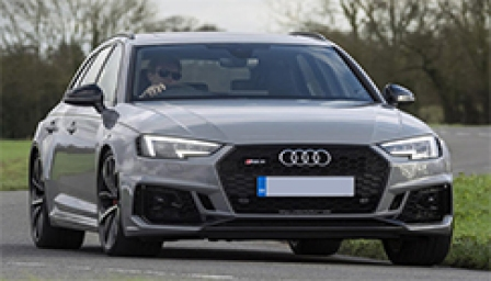 Audi RS4 2018 to 2019 (B9) Alloy Wheels and Tyre Packages.