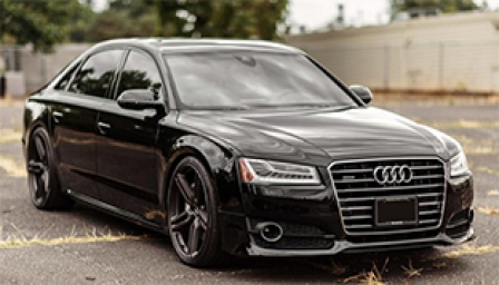 Audi A8 2014 to 2017 (D4 Facelift) Alloy Wheels and Tyre Packages.