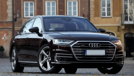 Audi A8 2017 to 2019 (D5) Alloy Wheels and Tyre Packages.