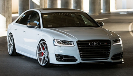 Audi S8 2011 to 2018 (D4) Alloy Wheels and Tyre Packages.