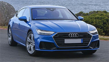 Audi A7 2017 to 2018 (Mk2) Alloy Wheels and Tyre Packages.