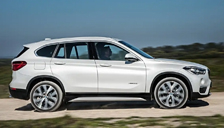 BMW X1 2016 to 2019 (F48) Alloy Wheels and Tyre Packages.
