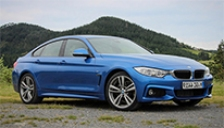 BMW 4 Series Gran Coupe Alloy Wheels and Tyre Packages.