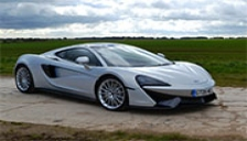 McLaren 570GT Alloy Wheels and Tyre Packages.