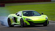 McLaren 625C Coupe Alloy Wheels and Tyre Packages.