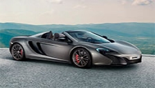 McLaren 625C Spider Alloy Wheels and Tyre Packages.